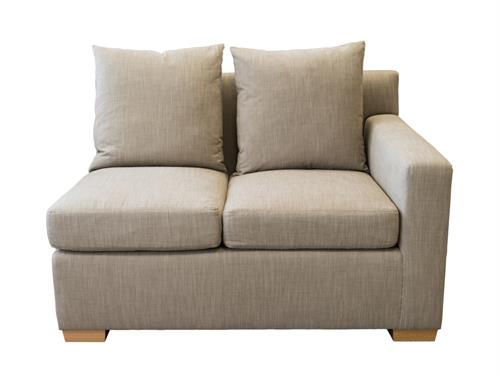 Chelsea One-Arm 2 Seater - Right Arm Facing