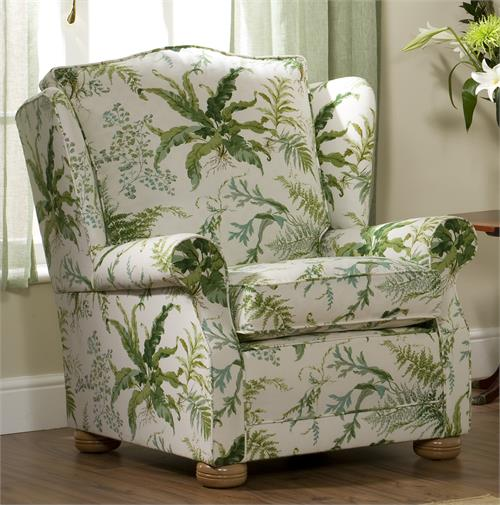 Oxford Wing Chair