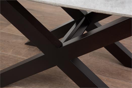 Anderson Cross-Frame Stool