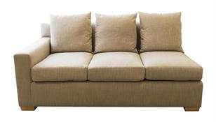 Chelsea One-Arm 3 Seater - Left Arm Facing