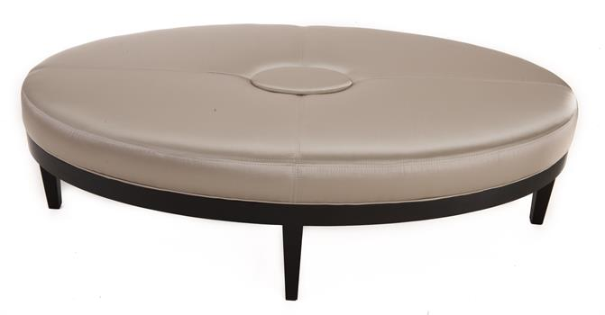 Harlow Large Oval Stool