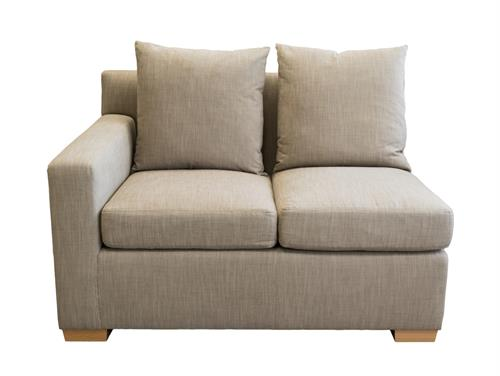 Chelsea One-Arm 2 Seater - Left Arm Facing
