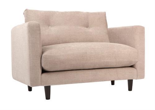 Salone Button-Back Armchair