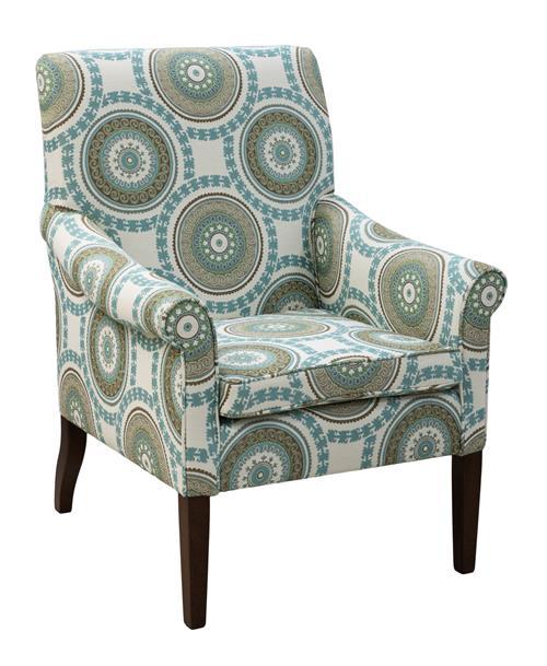 Godolphin High-Back Chair