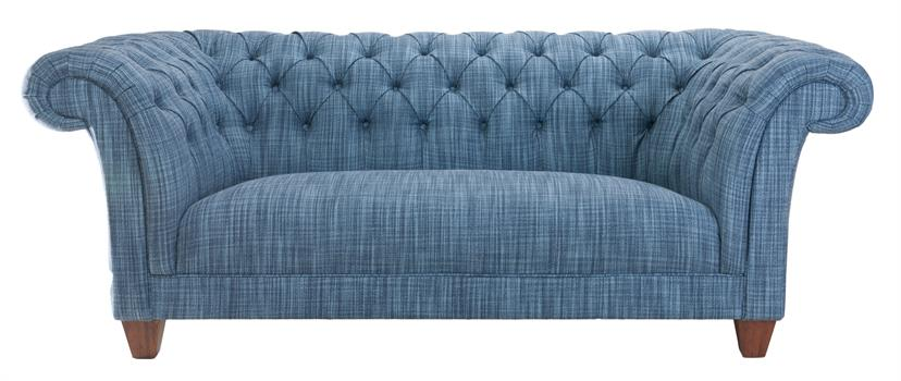 """Chartwell 6' 6"""" Buttoned Sofa"""