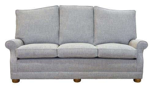 Oxford High Back 3 Seater
